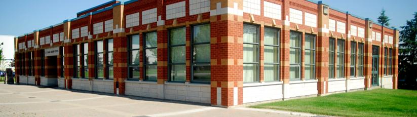 Building separator