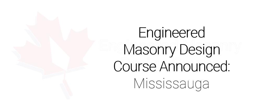 Fine Canada Masonry Design Centre New Masonry Design Course For Download Free Architecture Designs Scobabritishbridgeorg